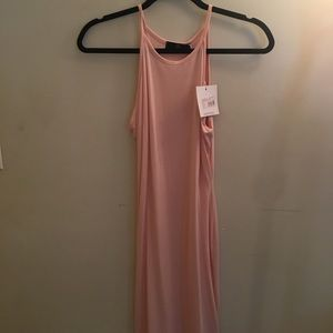 Light pink misguided dress. Must go! Bundle up!
